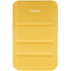 Samsung Stand Pouch For T210/T211 TAB 3 7.0 Yellow Original Blister EF-ST210BYE