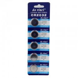 Μπαταρίες Lithium Special CR2032 Set 5 Pcs