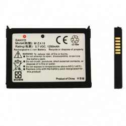 Μπαταρία HTC Li-Ion 3.7V 1250 mAh Original (WIZA16) (35H00064-00M)