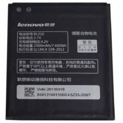 Μπαταρία Lenovo BL210 για S820/S820E/A750E/A770E/A656/A766/A658T/S650/A526/A536 blister