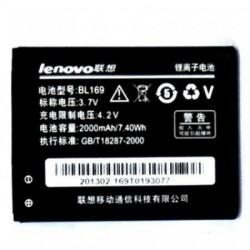Μπαταρία Lenovo BL169 Li-Ion 3.7V 2000mAh Original